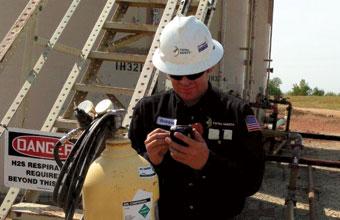 Ausrüstung, Technologie und Verfahren zur Unterstützung einer unfallfreien Arbeitsumgebung.
