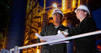 Les spécialistes EDI assurent des services de conception et installation pour les systèmes de protection anti-incendie, détection de gaz, communications et de protection des voies respiratoires.