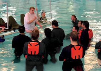 Total Safety propose des cours de formation standards ou personnalisés sur la sécurité. Formation OSHA de 10 et 30 heures, formation DOT.