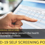 Online COVID-19 Self-Screening Portal Available NOW!