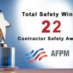 Total Safety Wins ٢٢ Awards from American Petrochemical and Fuel Manufactures